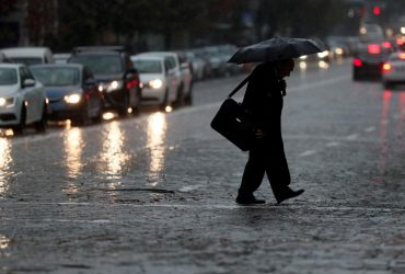 Дожди продолжаются: завтра температура в Украине упадет до +10° (карта)