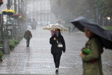 На днях Украину накроют дожди и похолодание - синоптик