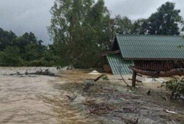 Повені, зсуви і урагани у Таїланді: постраждали тисячі людей
