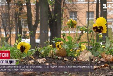 Прощание с бабьим летом: в Украине прогнозируют похолодание