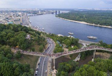 Завтра в Києві буде +26°, очікується злива