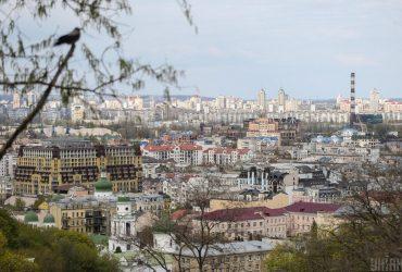 Сегодня киевлян ждет ясная, но очень холодная погода