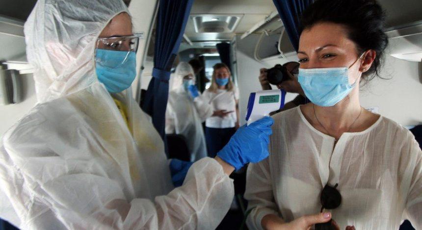"""Кабмін ухвалив низку заходів з протидії коронавірусу штаму """"Дельта"""""""