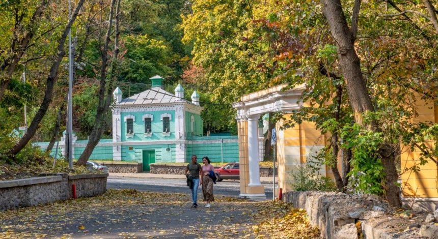 Киевлян порадует приятная пятничная погода: тепло и без осадков
