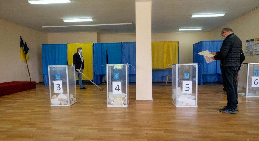 Первые итоги выборов в Украине: кто лидирует в Киеве, Харькове, Одессе и других городах (обновлено)