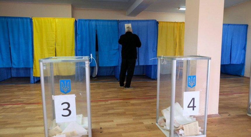 Результати екзит-полів на місцевих виборах в Україні: оновлюється