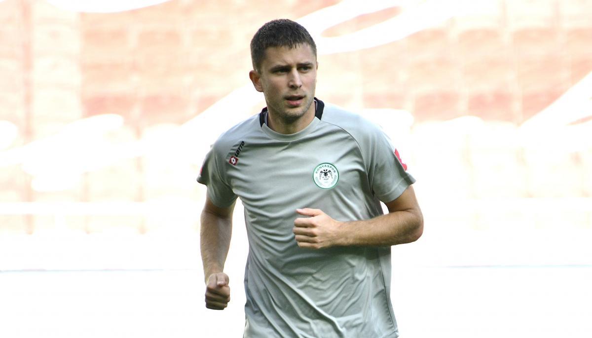Артем Кравец забил 7 голов за Коньяспор / фото twitter.com/konyaspor