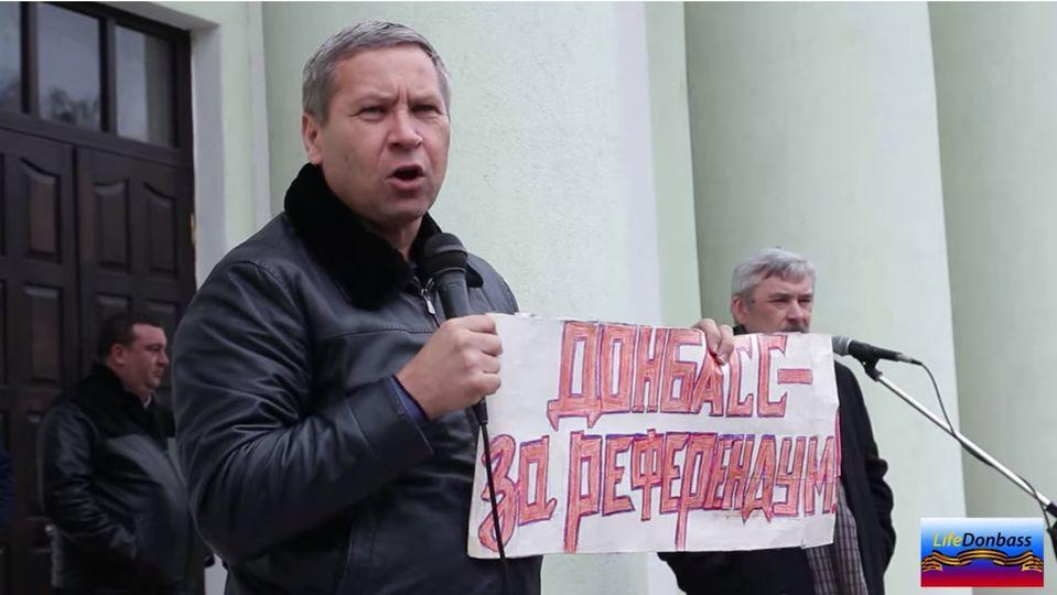 Лукьянов стал депутатом в Бахмуте / фото из соцсетей