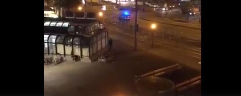 Стрельба в Вене произошла вечером 2 ноября / Скриншот