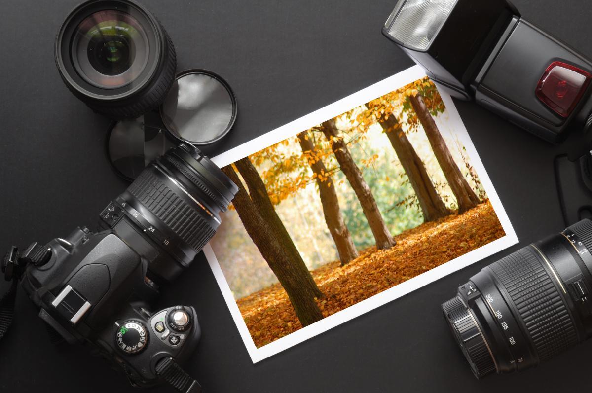 7 января с 1935 годасчитается днем изобретения фотографии / фото ua.depositphotos.com