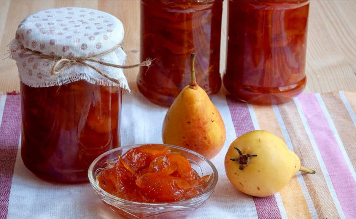 Варенье грушевое с апельсином рецепт / фото 7dach.ru