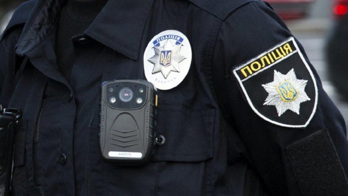 Виновник ДТП задержан / фото npu.gov.ua