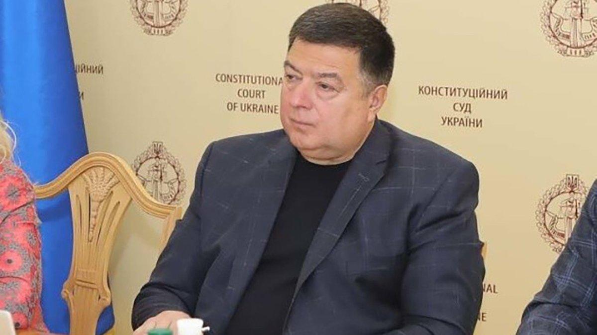 В марте президент подписал указ, которым отменил назначение Тупицкого и Касминина судьями КСУ / скриншот