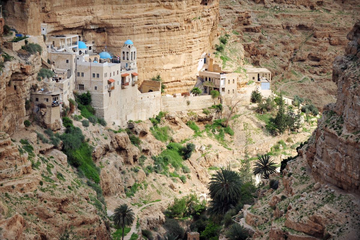Израиль разрешает посещение достопримечательностей под открытым небом / фото ua.depositphotos.com