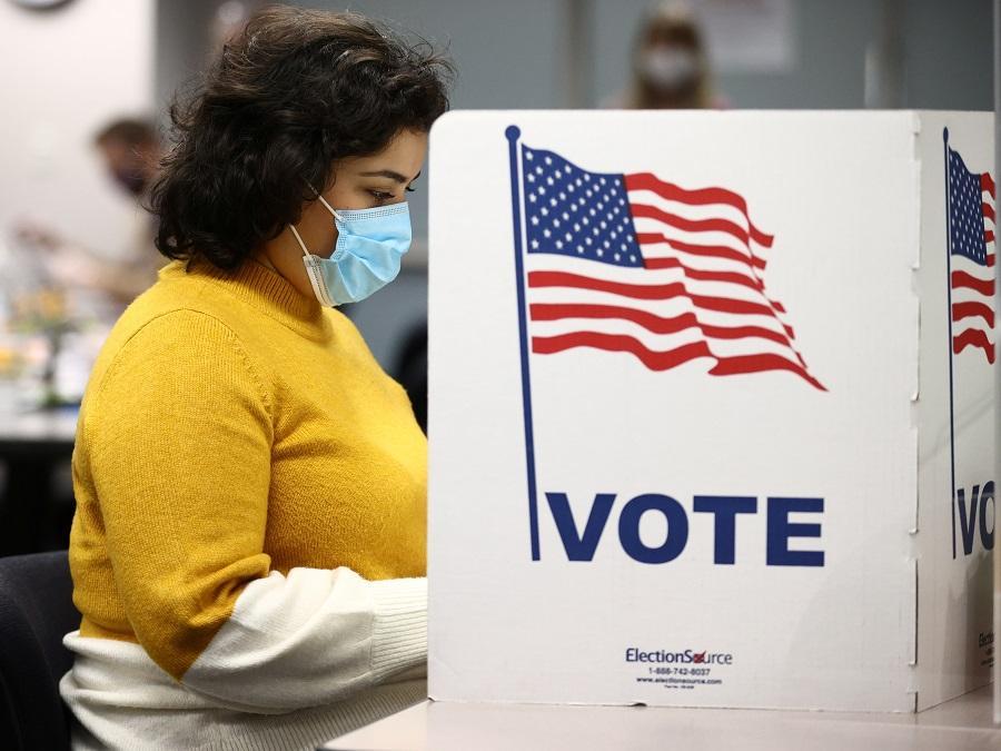 В США продолжается подсчет голосов на выборах президента / фото REUTERS