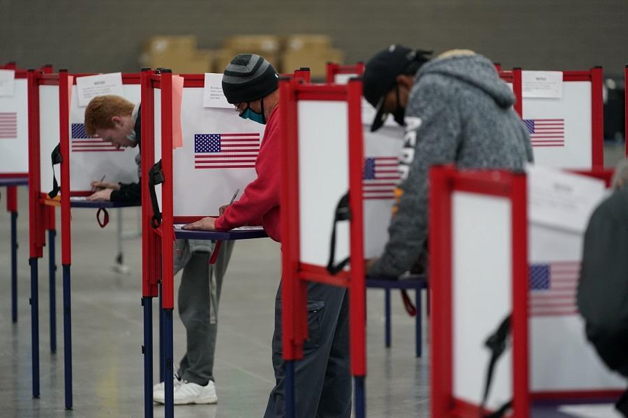 В США проходят президентские выборы / фото REUTERS