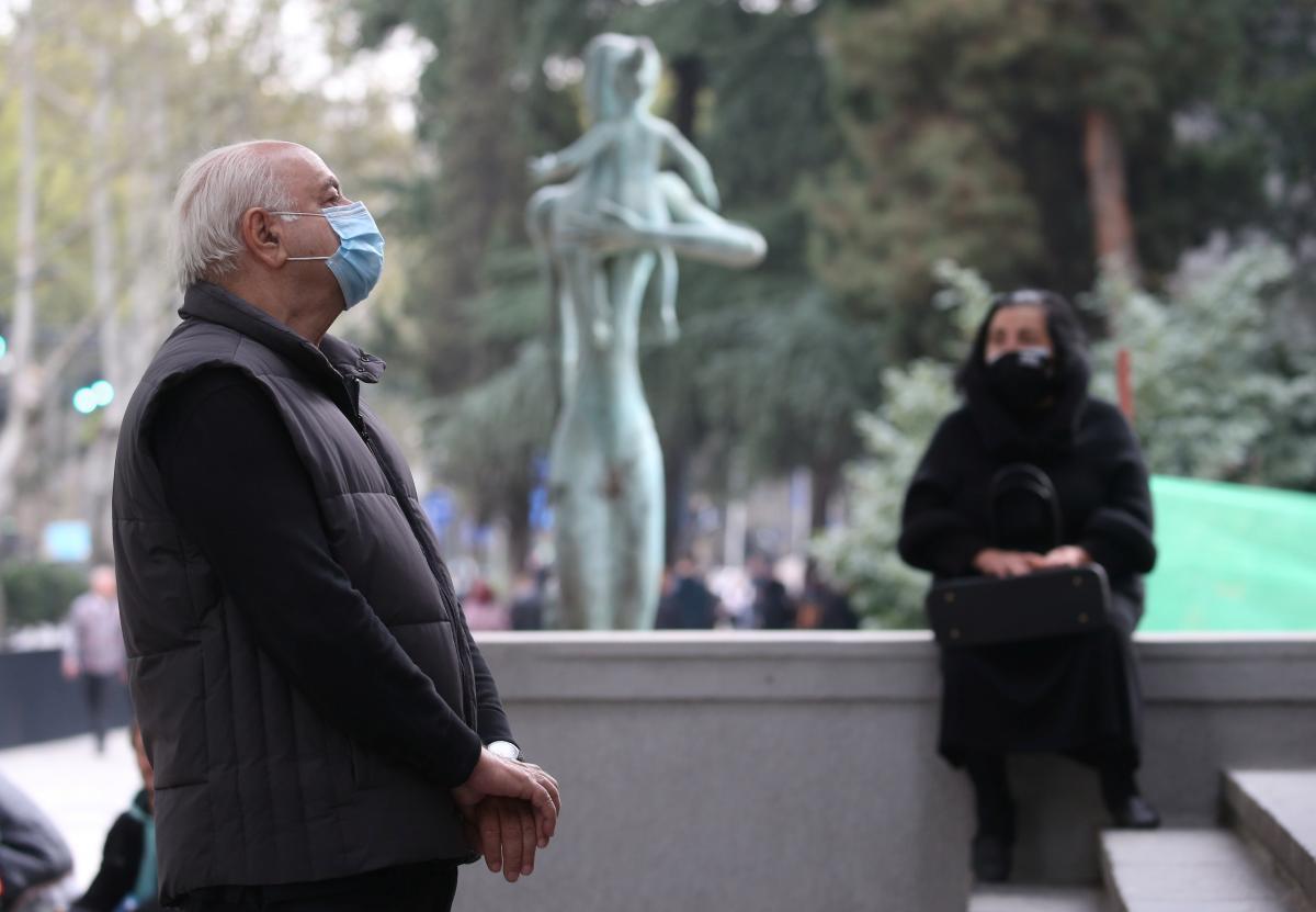 В Грузии ужесточают карантин / Фото: REUTERS