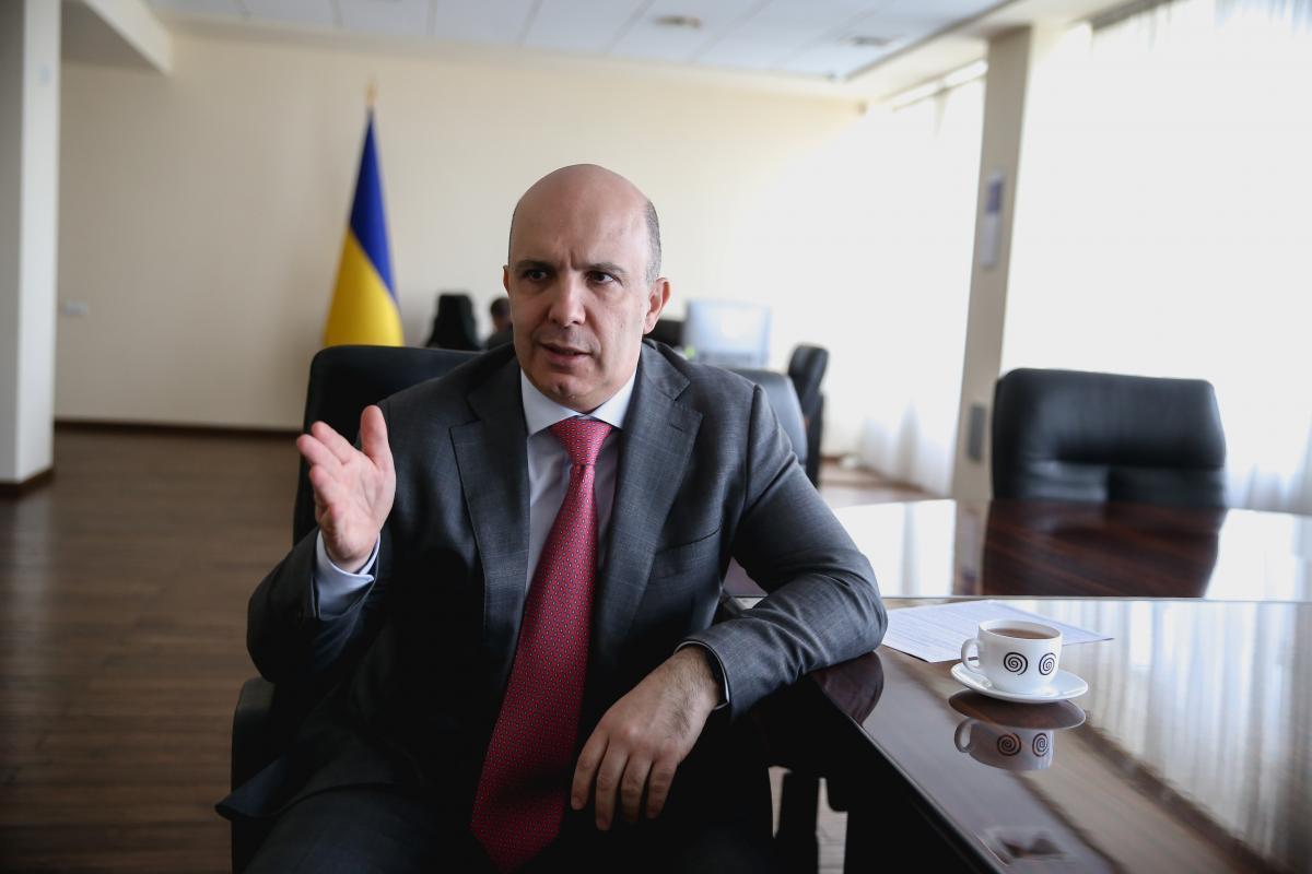 Министр Роман Абрамовский хочет назначить экошерифов / фото УНИАН