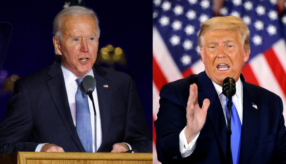 Данные выборы являются одними из самых скандальных и острых в истории США / фото REUTERS