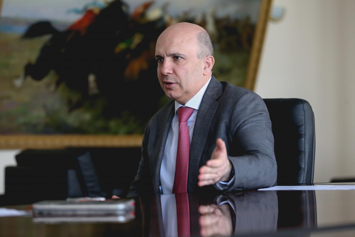 Абрамовський зазначив, що зона ризикованого землеробства просувається все більше на північ / фото УНІАН