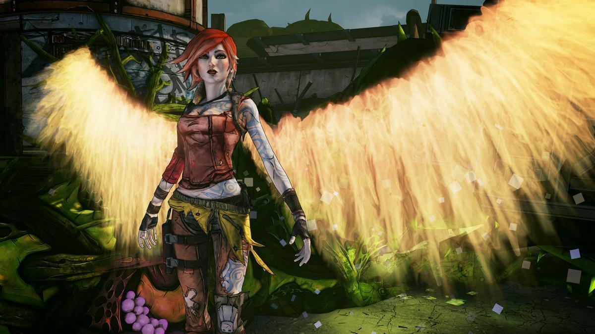Так виглядає Ліліт в грі / фото Gearbox Software
