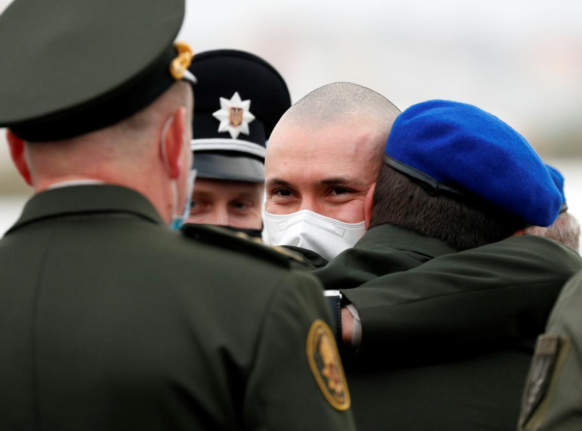 Маркив вернулся в Украину / REUTERS