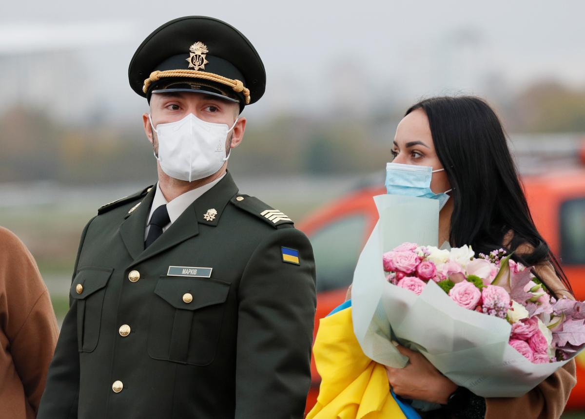 Российские силовики разыскивают Маркива / REUTERS