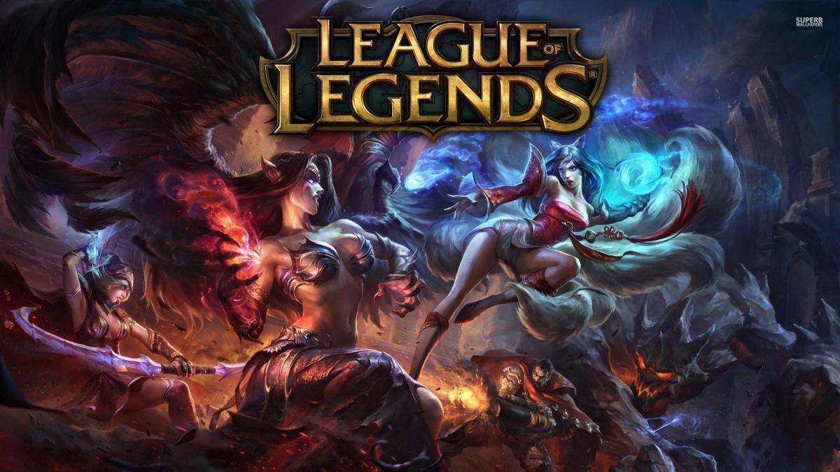 В 2019 году матчи чемпионата по League of Legends смотрело суммарно 44 млн человек / фото Riot Games