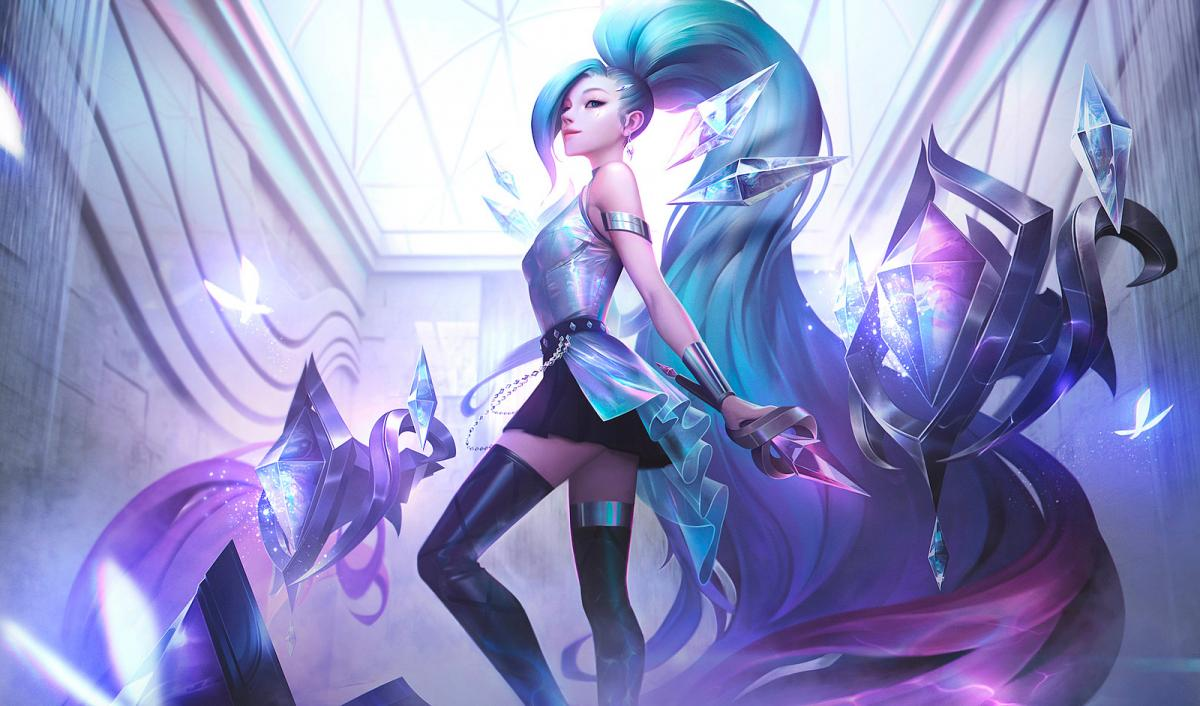 Серафина — следующий чемпион в League of Legends / фото Riot Games