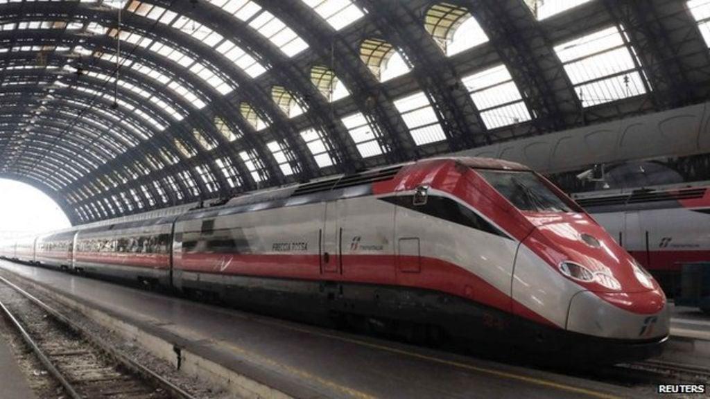 Украина изучает сотрудничество с Италией в развитии скоростных поездов /REUTERS