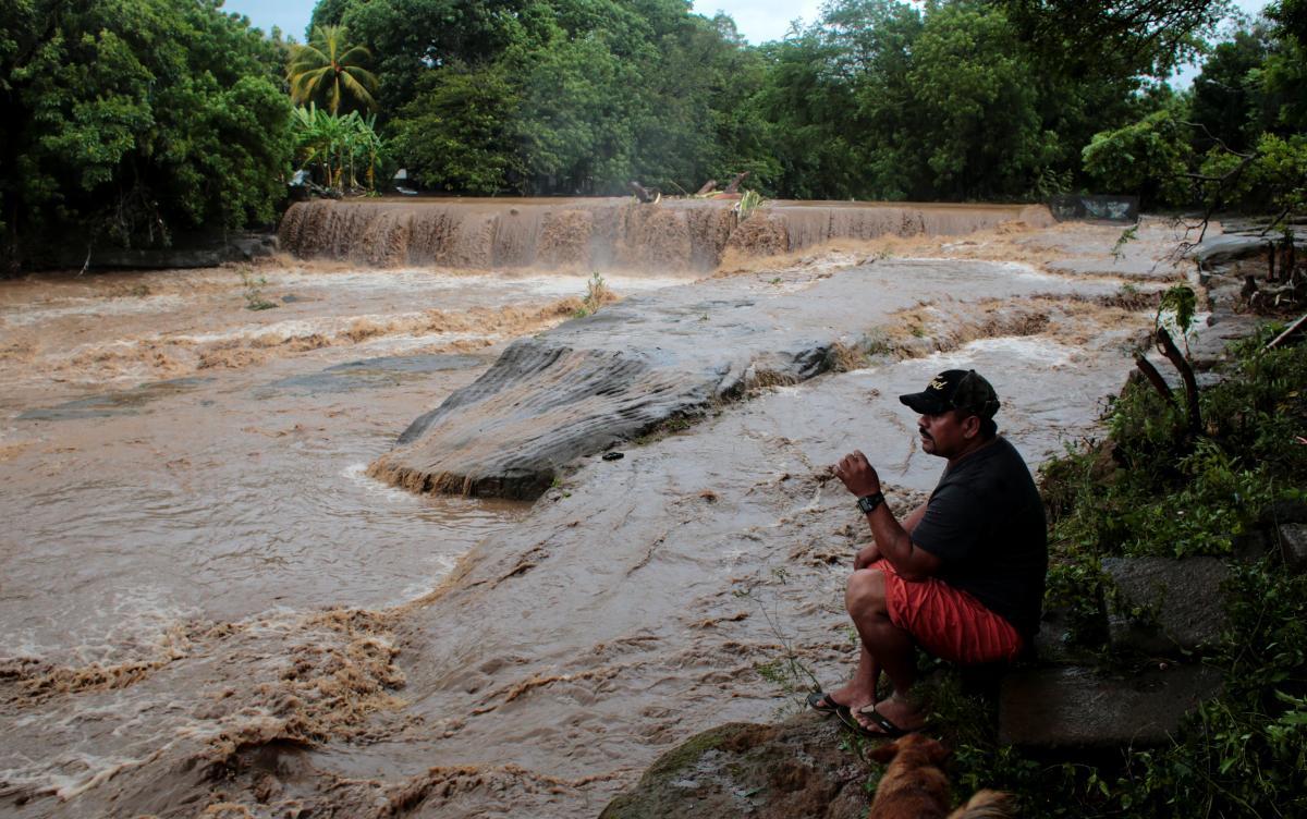 Иллюстрация: наводнение / REUTERS