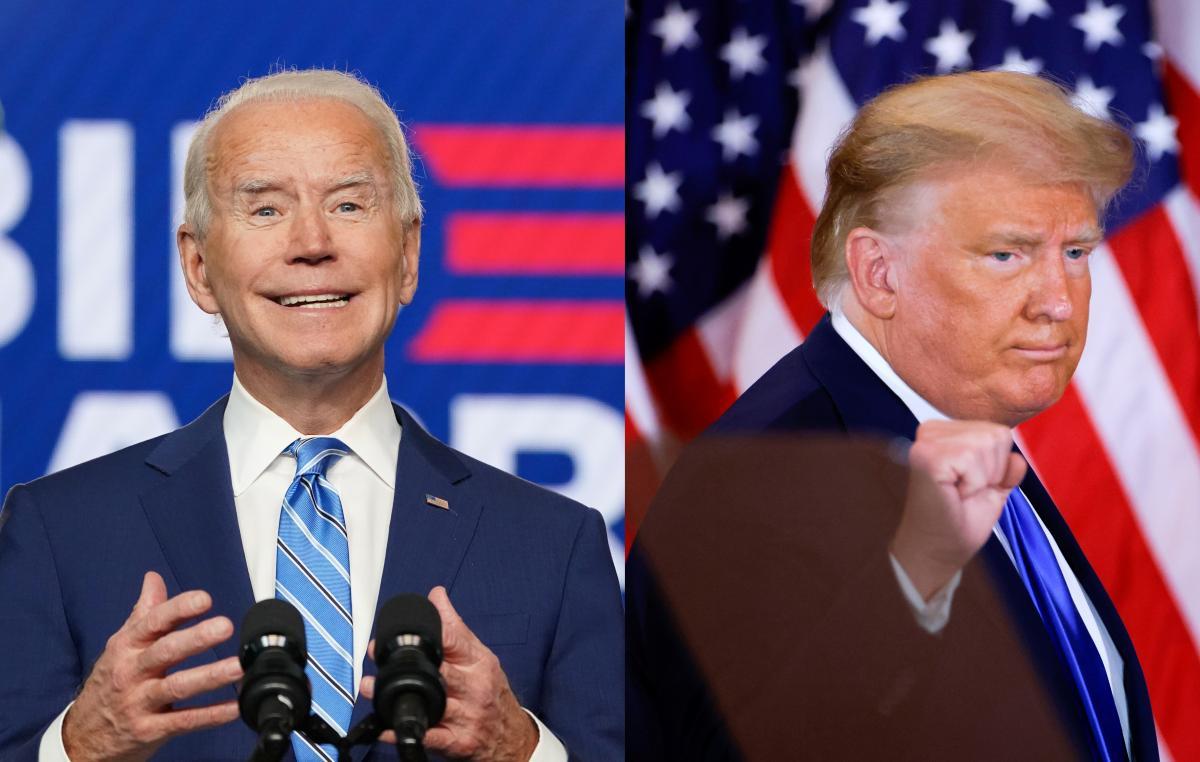 Интрига на выборах в США держится до последнего /фото REUTERS