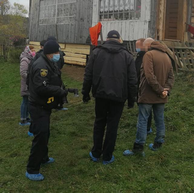 Вскоре суд изберет задержанному меру пресечения / фото полиция Львовской области