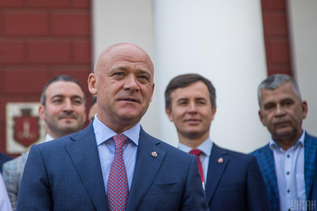 Геннадия Труханова переизбрали мэром Одессы / фото УНИАН, Александр Гиманов