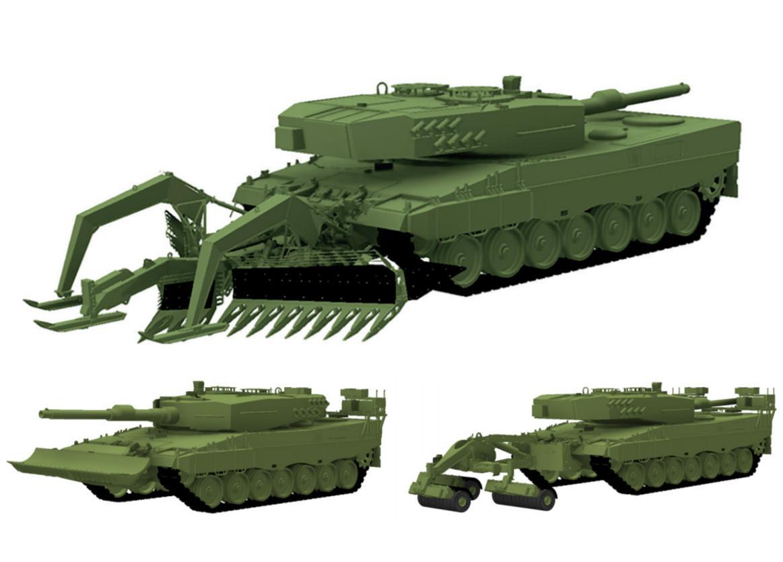 Slice позволит расширить возможности боевой бронетехники/ фото Pearson Engineering