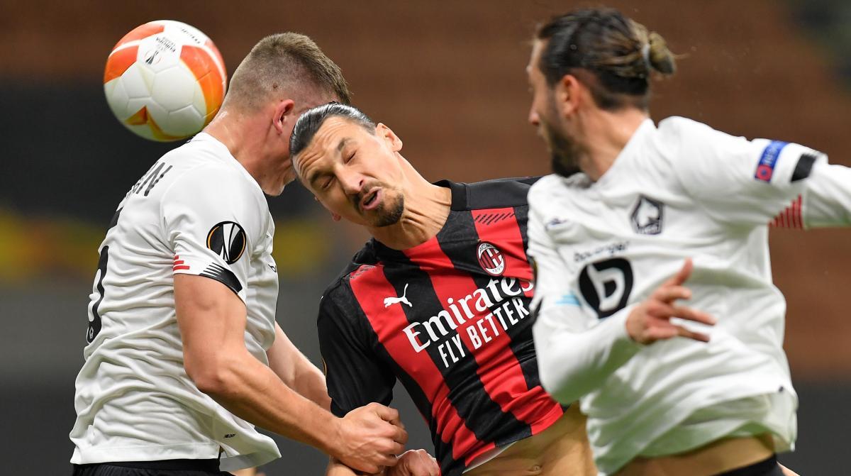 Милан уступил Лиллю дома с крупным счетом / фото REUTERS