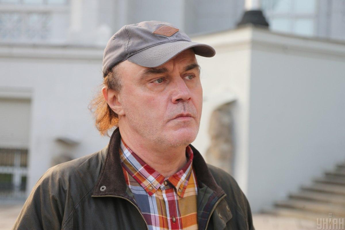 Археолог Максим Левада / фото УНИАН, Виктор Ковальчук