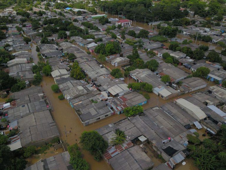 Наводнение в Колумбии / ОГЕРД Магдалена