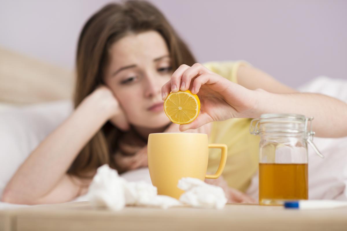Как лечить боль в горле / фото ua.depositphotos.com