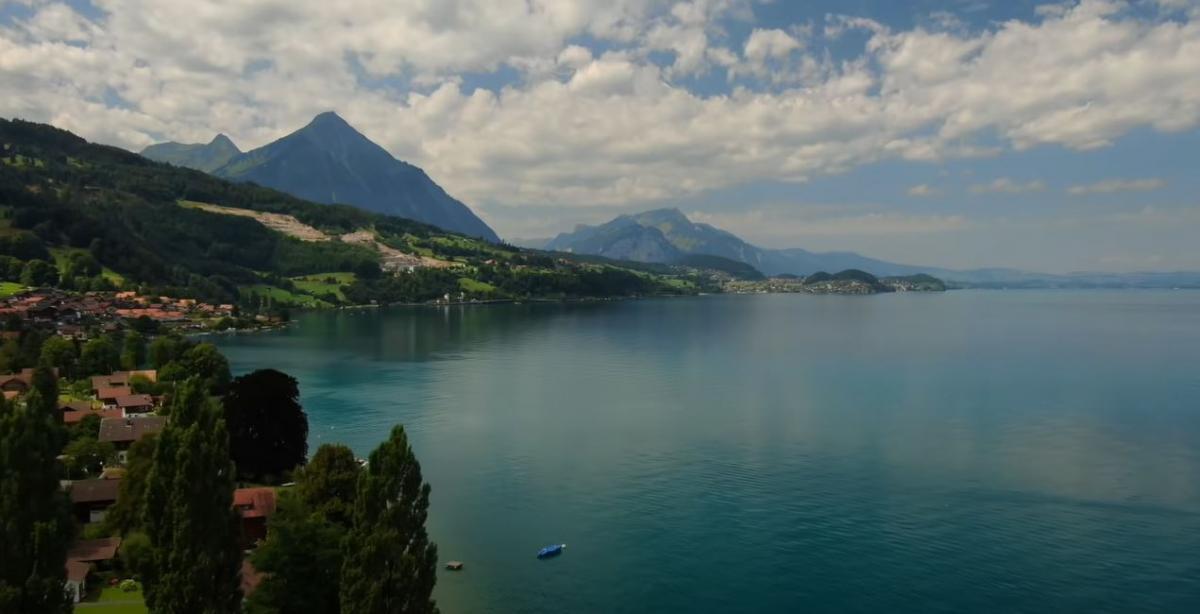 Природа Швейцарии / фото пресс-службы «1+1»