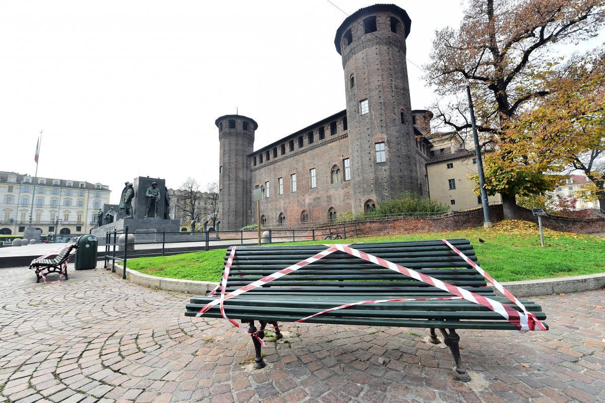 В четырех регионах Италии ввели локдаун / фото REUTERS