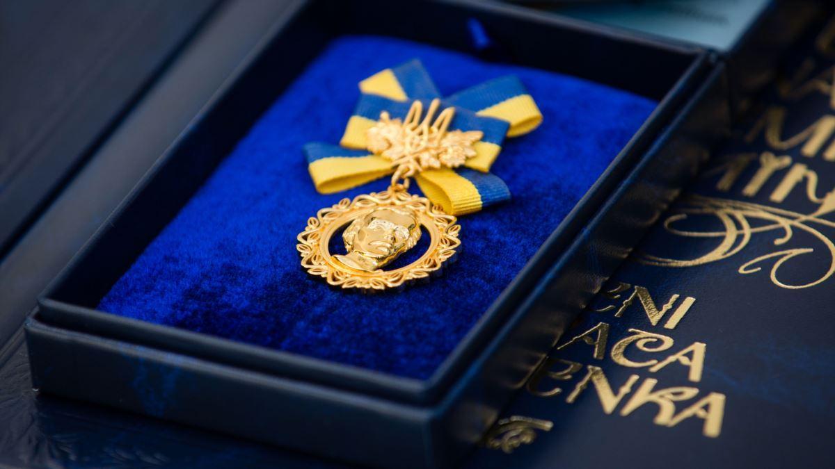 Оголошено номінантів Шевченківської премії наступного року / фото radiosvoboda.org