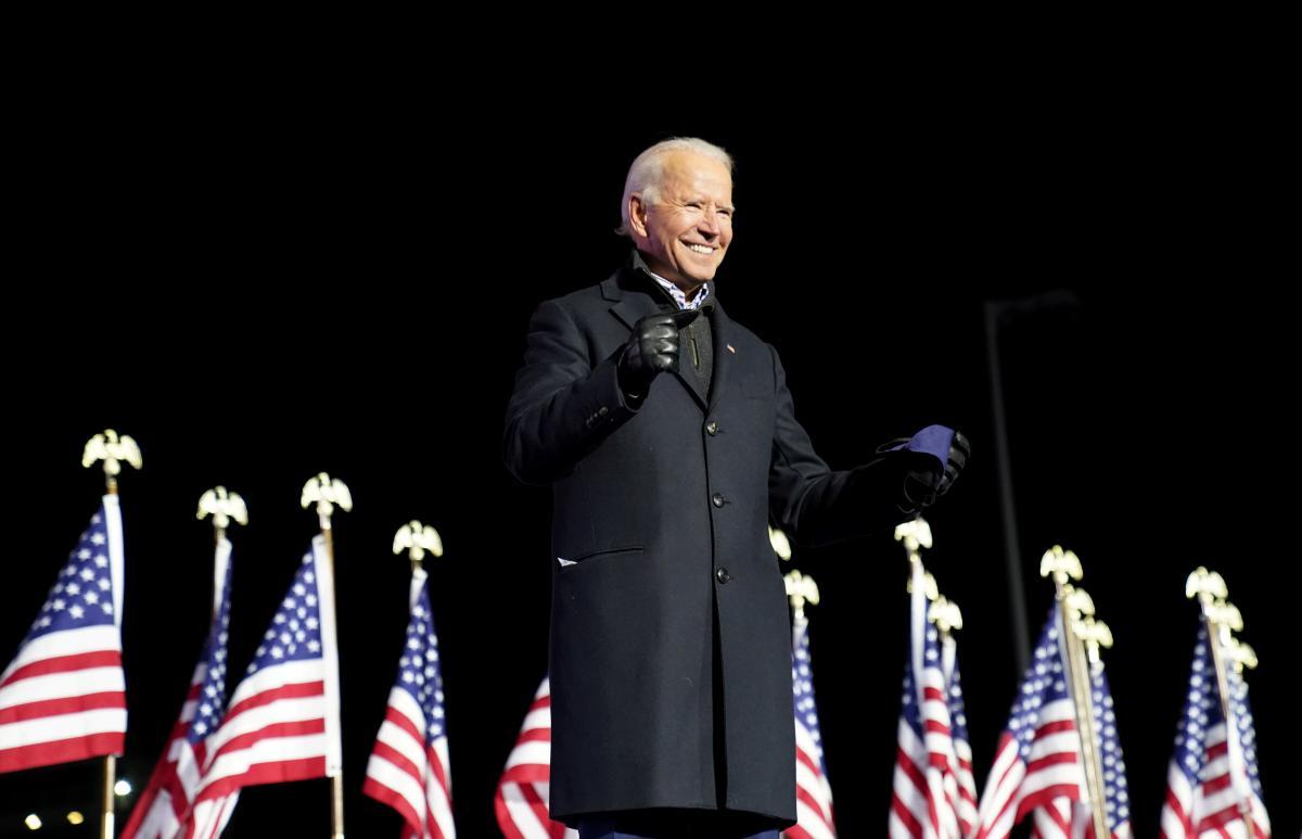Стало відомо, якими будуть перші укази новообраного президента США Байдена / REUTERS