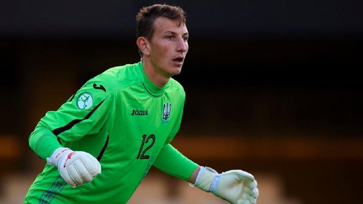 Дмитрий Ризнык уже вызывался в сборную в октябре / фото УАФ