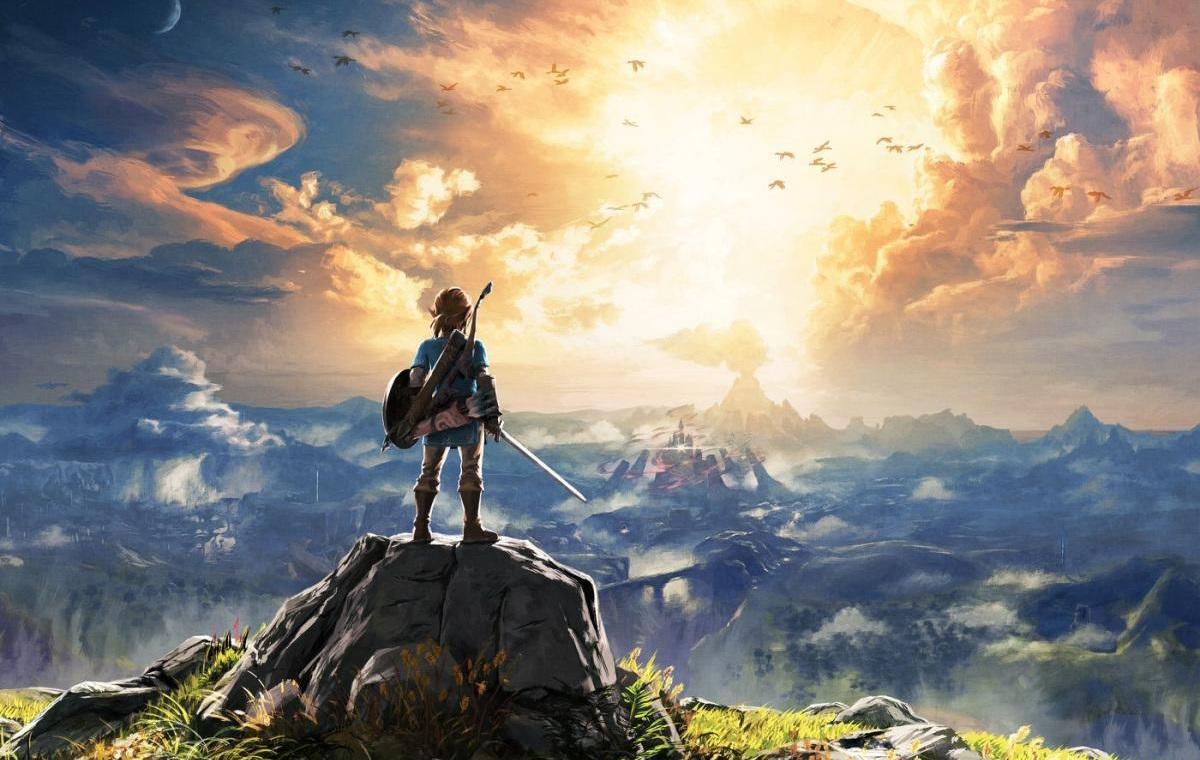 The Legend of Zelda: Breath of the Wild /фото nintendo