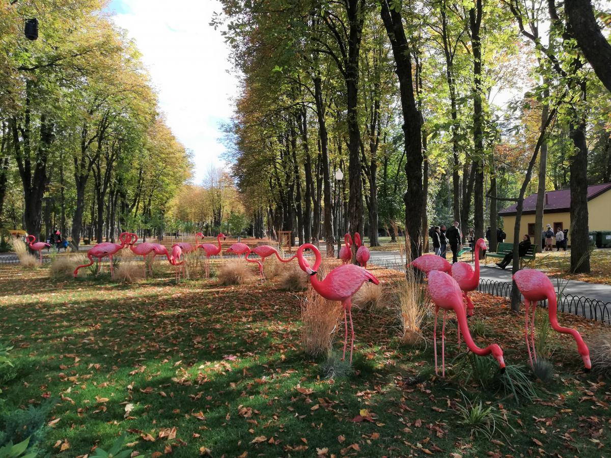 Парк Горького в Харкові / фото Марина Григоренко