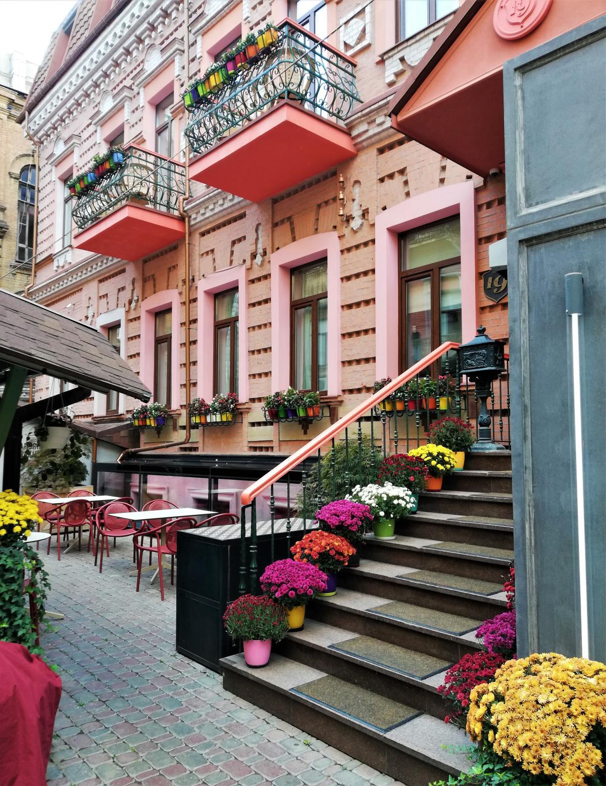 Харків – сучасне і затишне місто з хорошим сервісом / фото Марина Григоренко