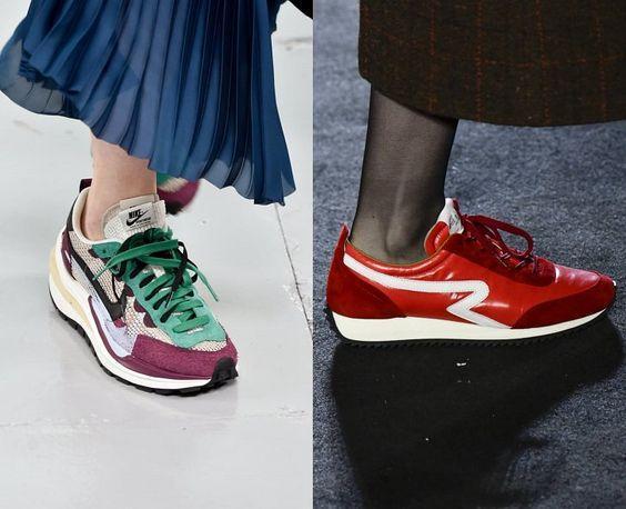 Модные зимние кроссовки 2020-2021 / фотоRag & Bone