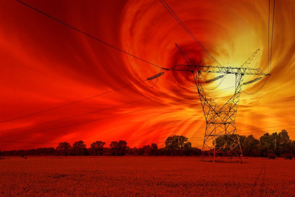 Магнитная буря / фото ua.depositphotos.com