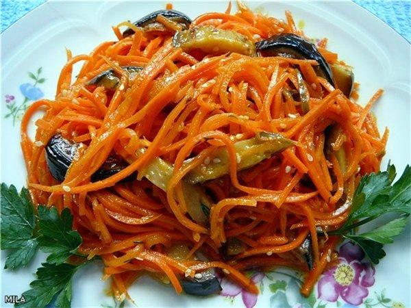 Морковь по-корейски / фото mycook-recipes.ru